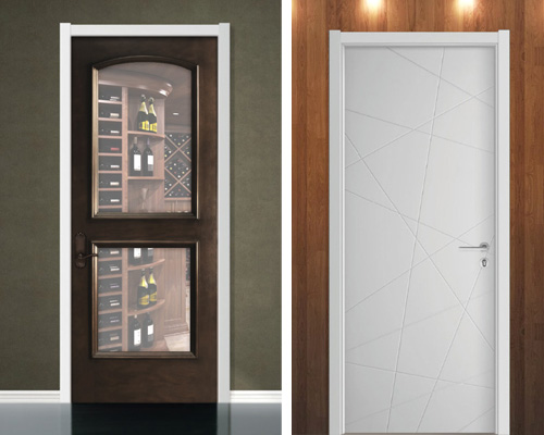 Perfect for hotel guest rooms / conference rooms / reception rooms / modern storage / powder rooms / hallway doors etc. & Invisible Door Hardware - NHN - Kenwa Trading Corporation a ...