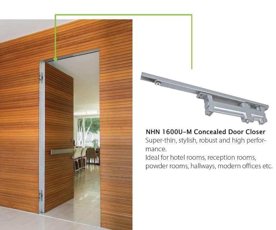 For More Information About NHN Invisible Door Hardware, Please Contact Us.