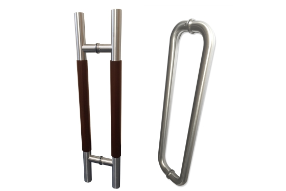 Contemporary Door Handles - KHS / KHU Series