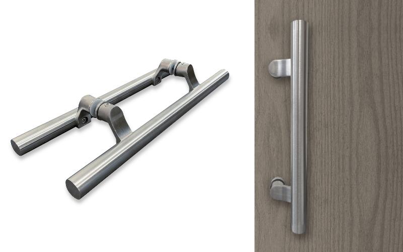 Offset-handle
