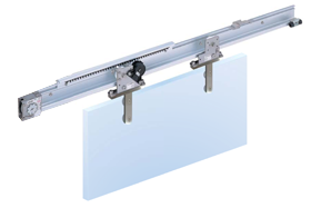 Superieur NSC G Series. Self Closing Sliding Glass Door Closers